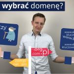Jak wybrać domenę?