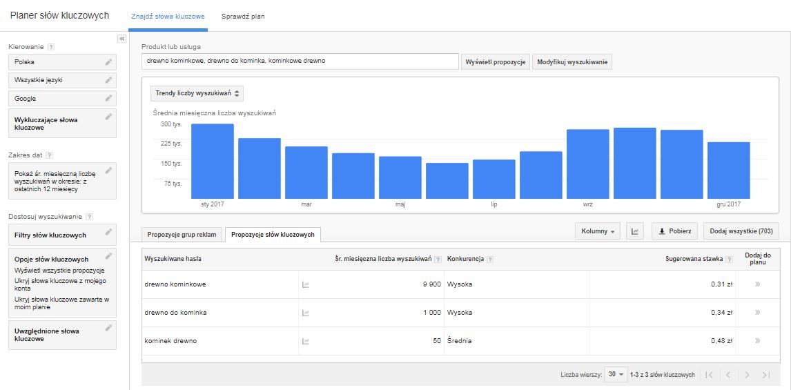 Google Keyword Planner - screenshot (4)