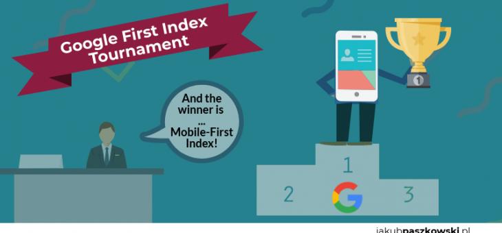 Mobile-First Index – 9 zasad, które pozwolą Ci dostosować swoją stronę!