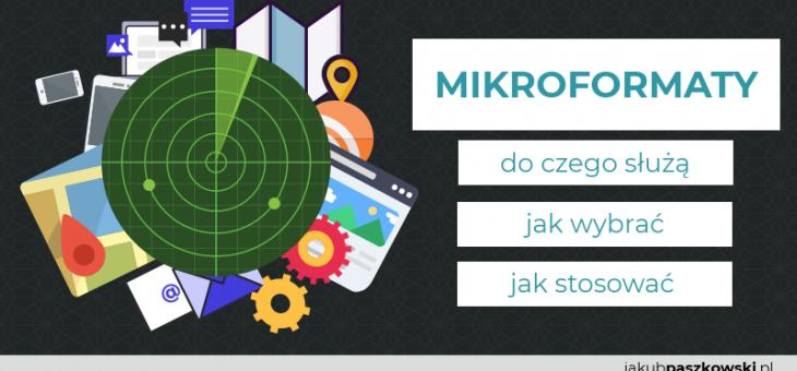 Mikroformaty – czym są i jak je stosować