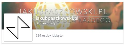 jakubpaszkowski.pl blog